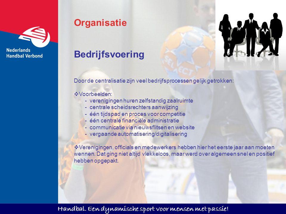 Organisatie Bedrijfsvoering