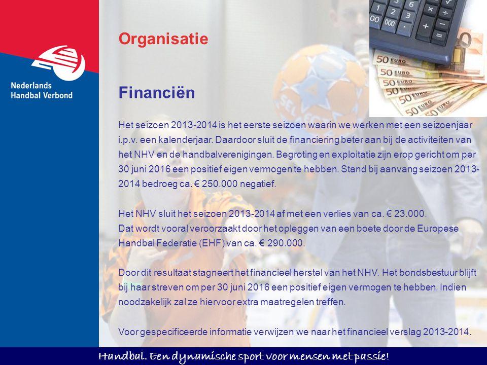 Organisatie Financiën