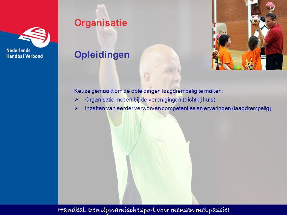 Organisatie Opleidingen