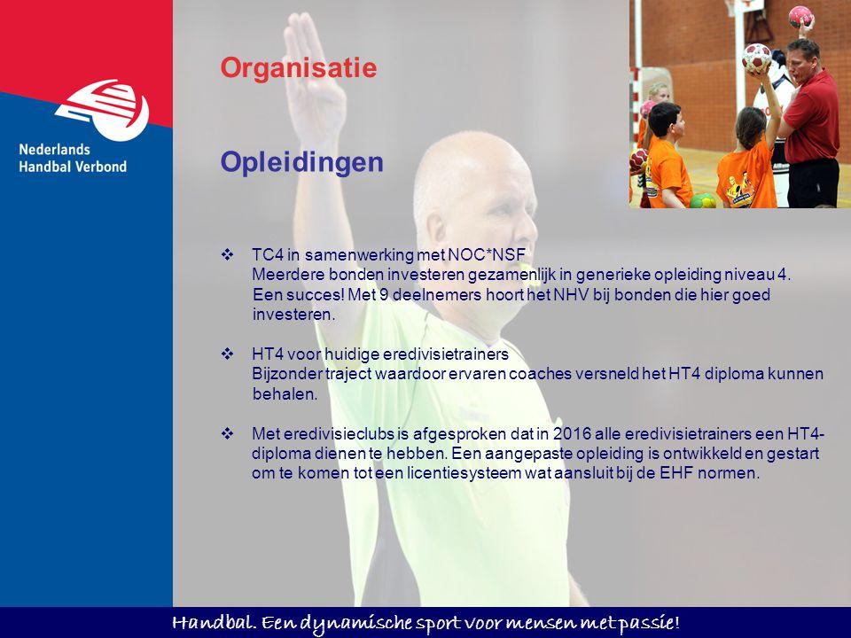 Organisatie Opleidingen TC4 in samenwerking met NOC*NSF