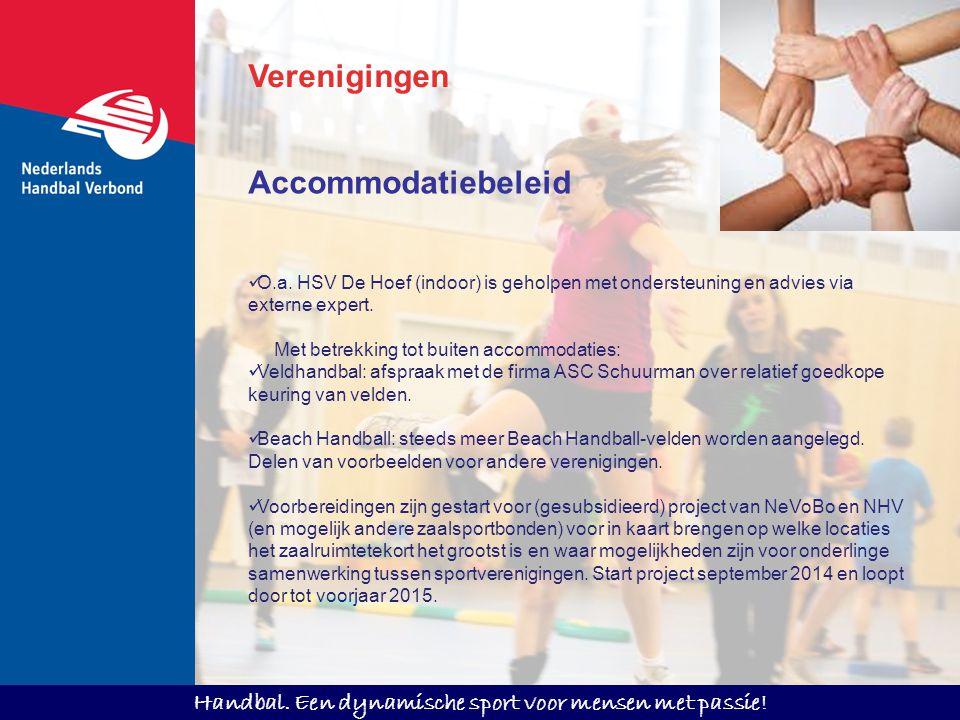 Verenigingen Accommodatiebeleid