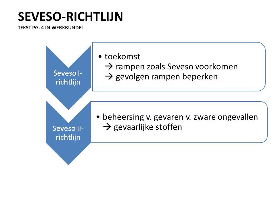 Seveso-richtlijn tekst pg. 4 in werkbundel