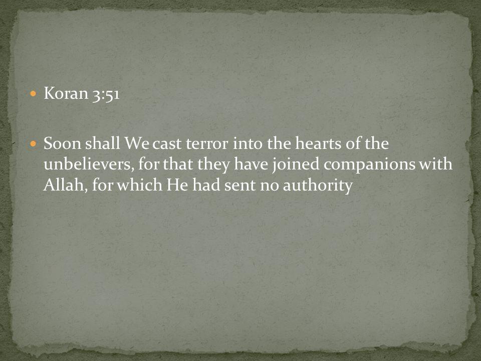 Koran 3:51