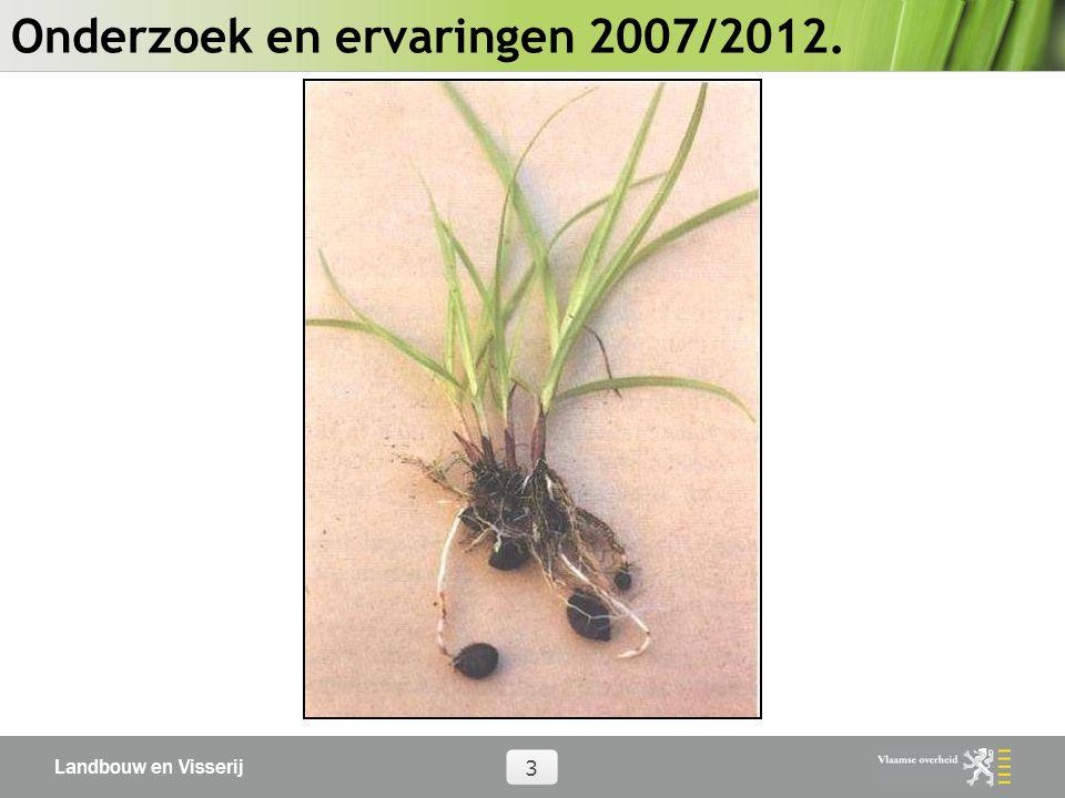 Onderzoek en ervaringen 2007/2012.