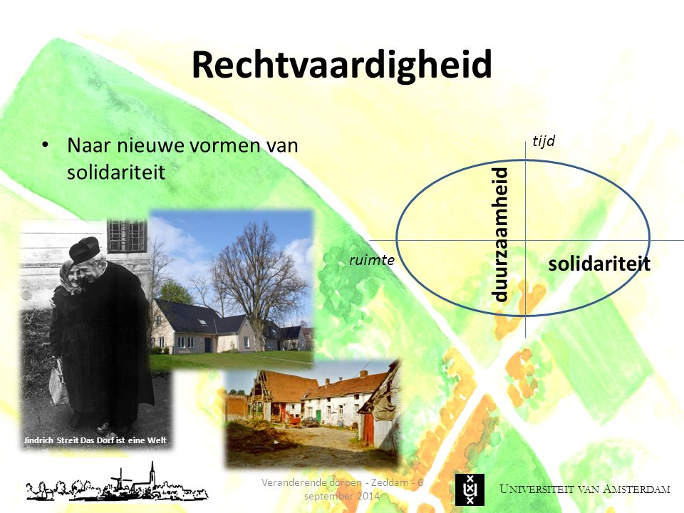 Veranderende dorpen - Zeddam - 6 september 2014
