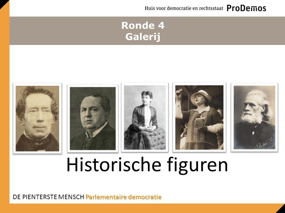 Historische figuren Ronde 4 Galerij