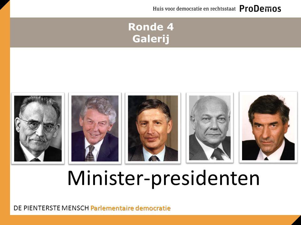 Minister-presidenten