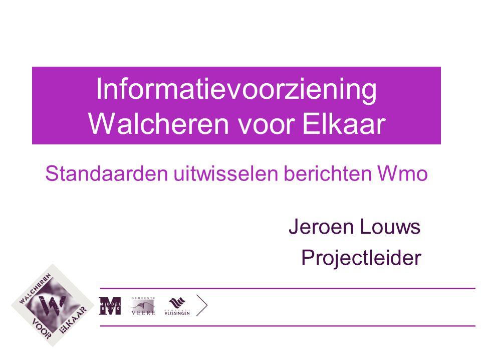 Informatievoorziening Walcheren voor Elkaar