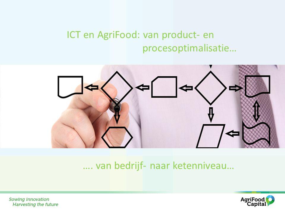 ICT en AgriFood: van product- en