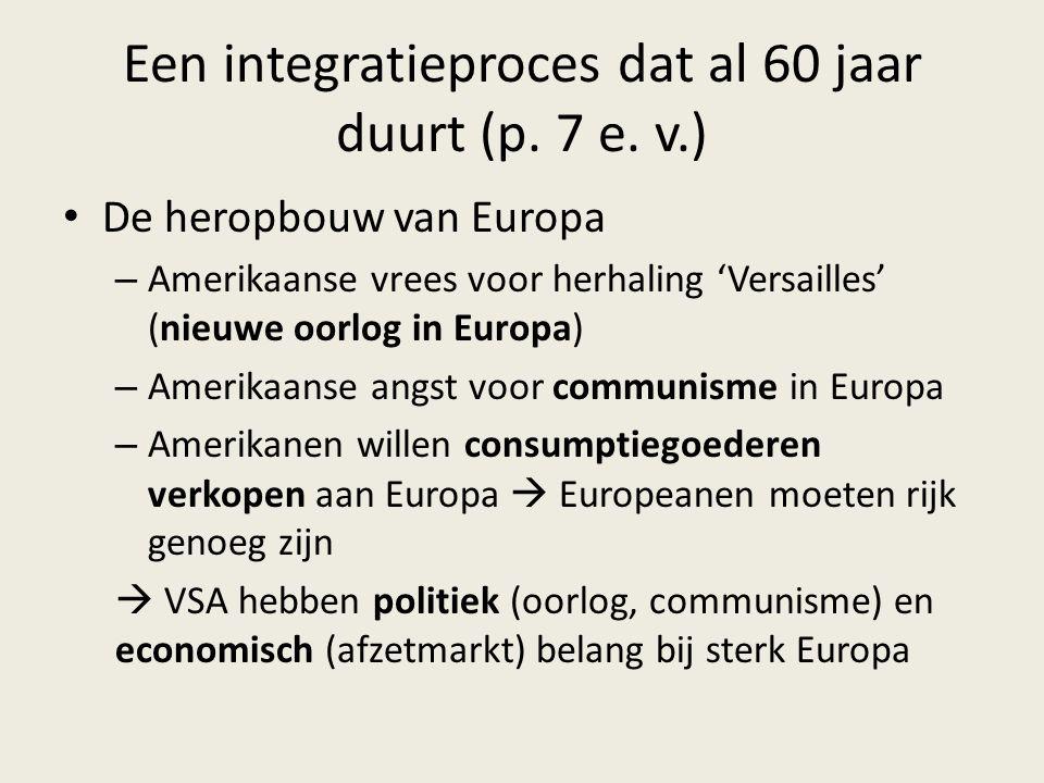 Een integratieproces dat al 60 jaar duurt (p. 7 e. v.)