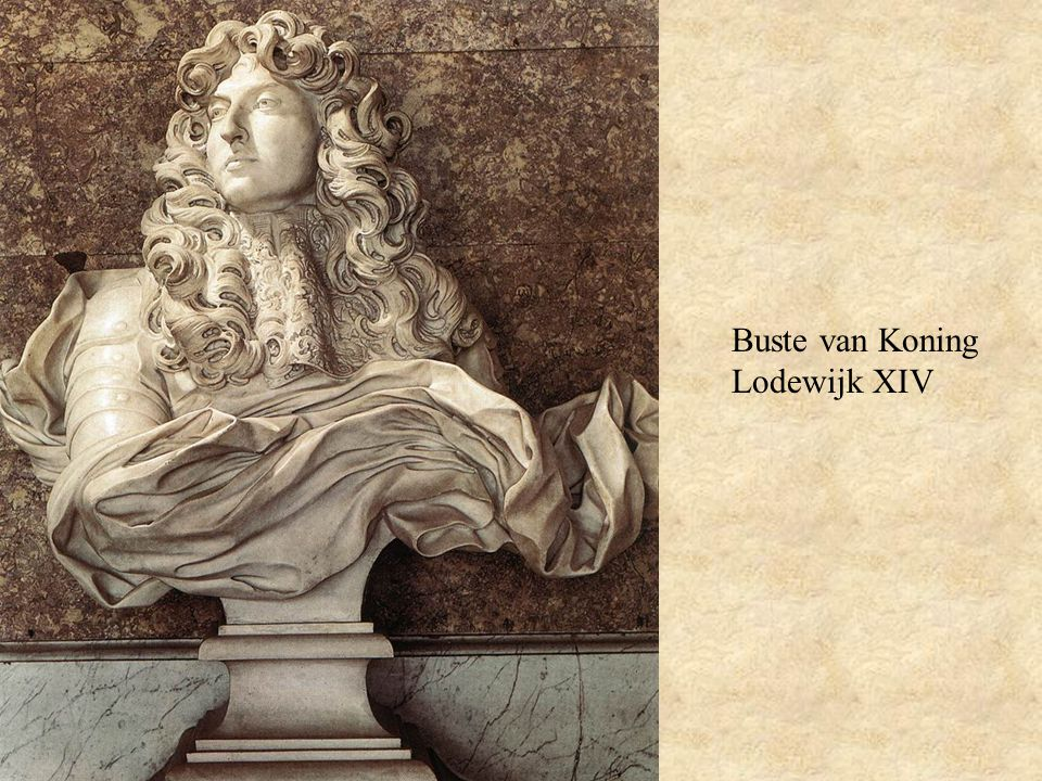 Buste van Koning Lodewijk XIV