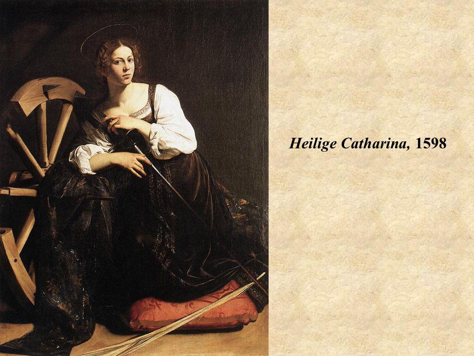 Heilige Catharina, 1598