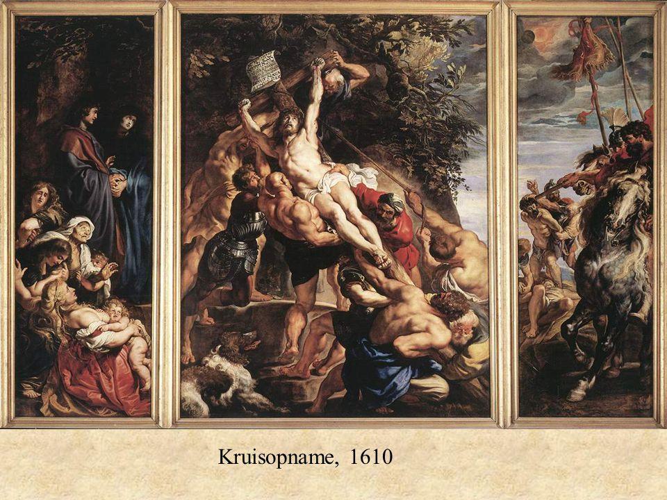 Kruisopname, 1610