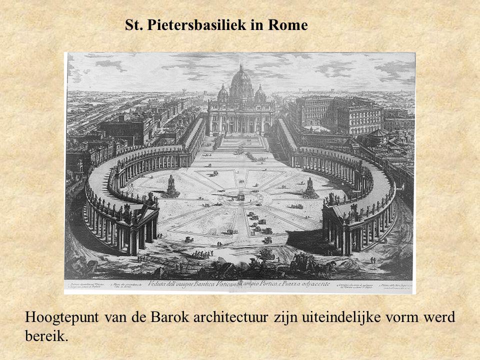 St. Pietersbasiliek in Rome