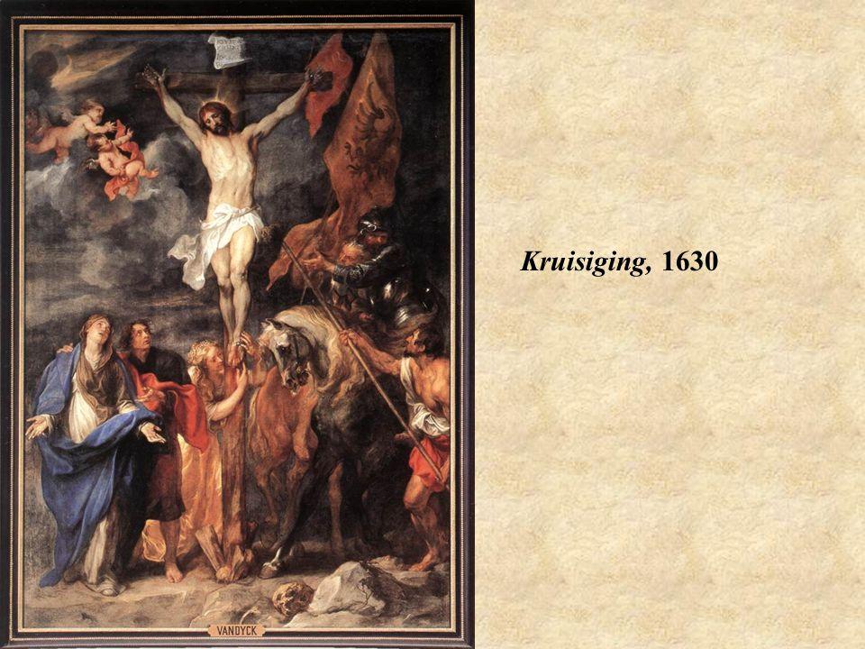 Kruisiging, 1630