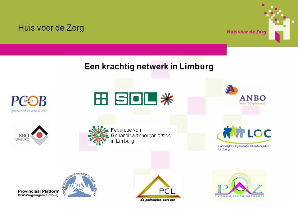 Een krachtig netwerk in Limburg