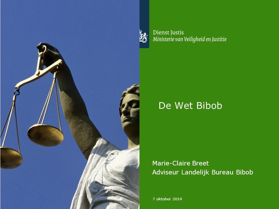 Marie-Claire Breet Adviseur Landelijk Bureau Bibob