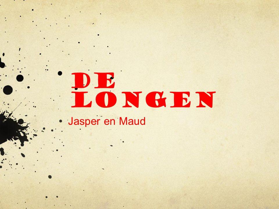 De longen Jasper en Maud