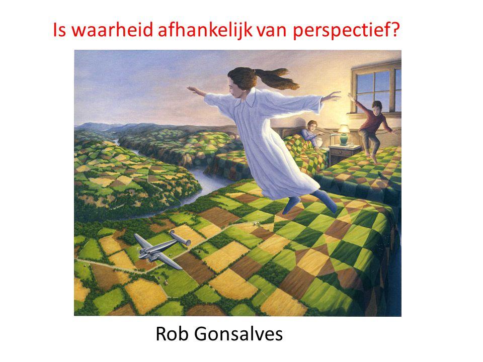 Is waarheid afhankelijk van perspectief