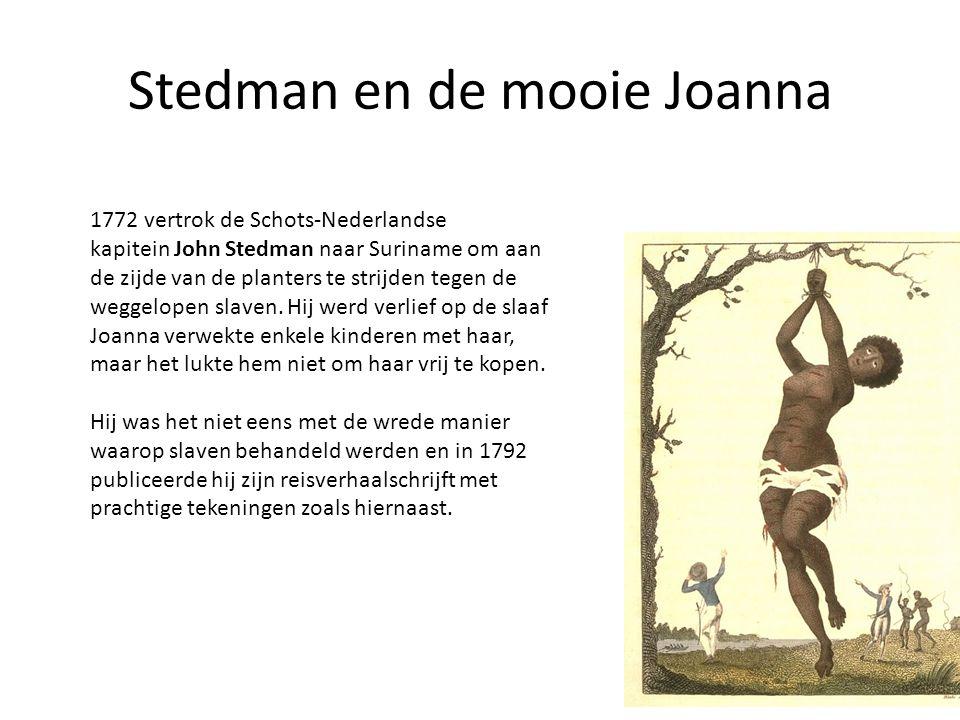 Stedman en de mooie Joanna