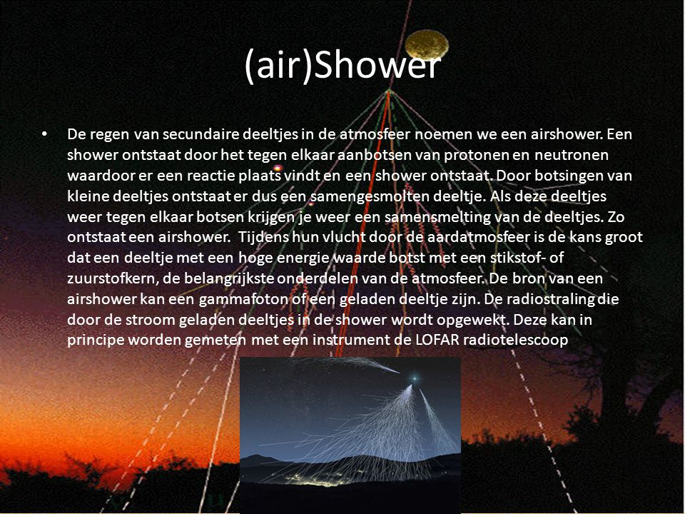 (air)Shower