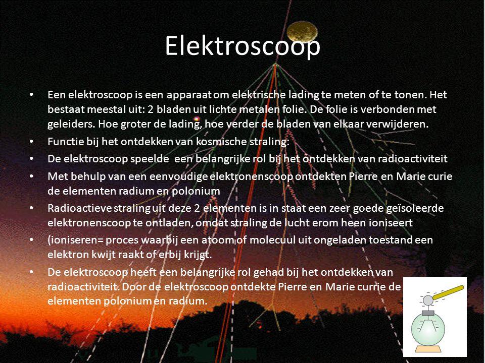Elektroscoop