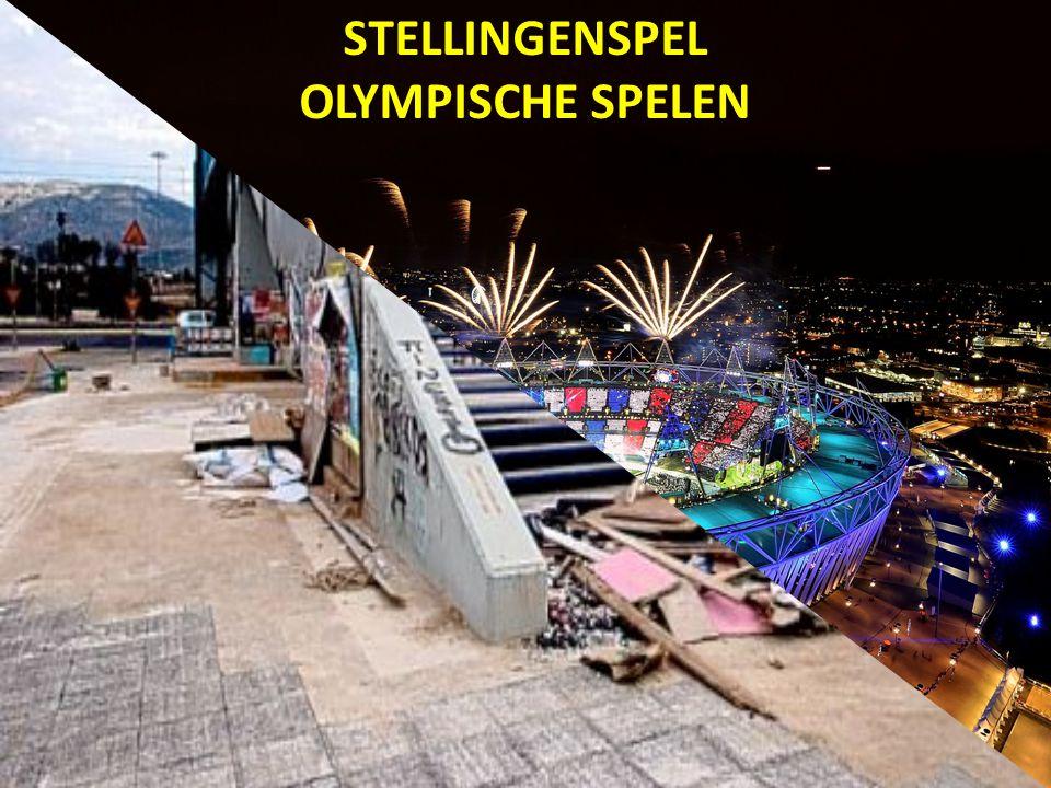 STELLINGENSPEL OLYMPISCHE SPELEN