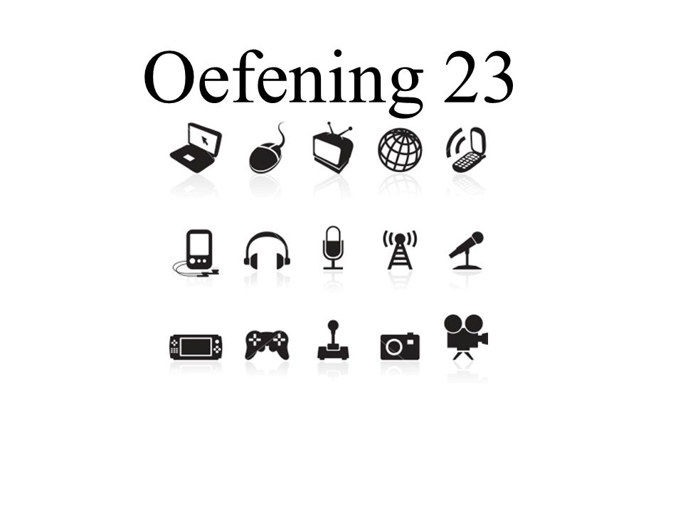 Oefening 23