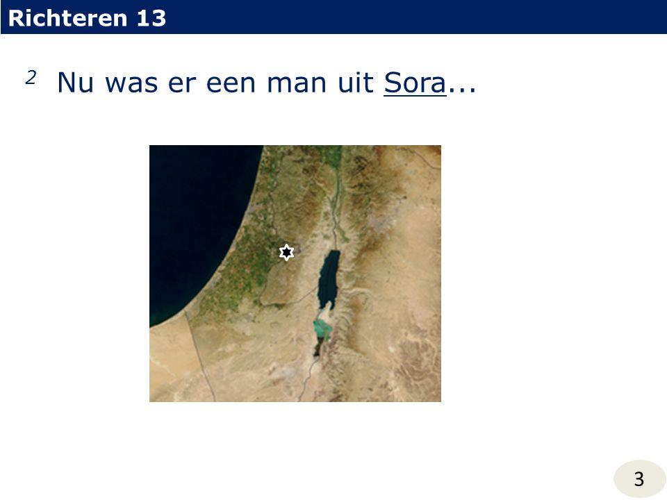 2 Nu was er een man uit Sora...
