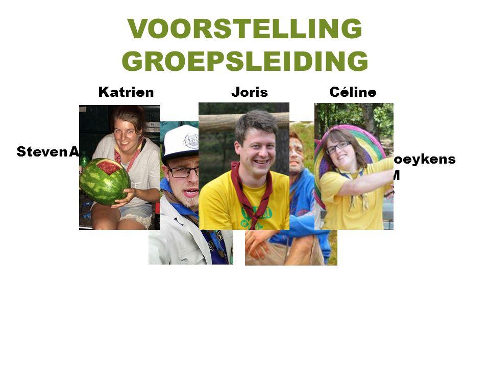 VOORSTELLING GROEPSLEIDING