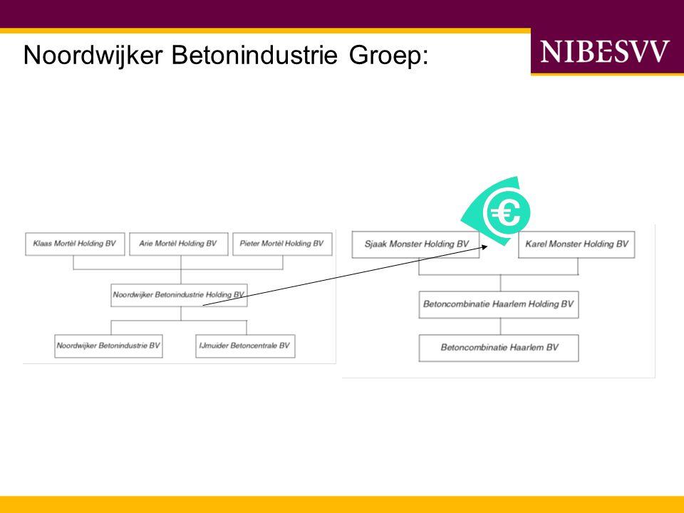 Noordwijker Betonindustrie Groep: