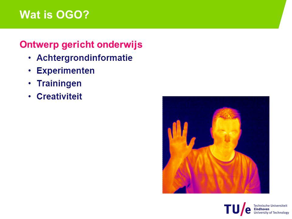 Wat is OGO Groepsonderwijs Wisselende groepssamenstelling