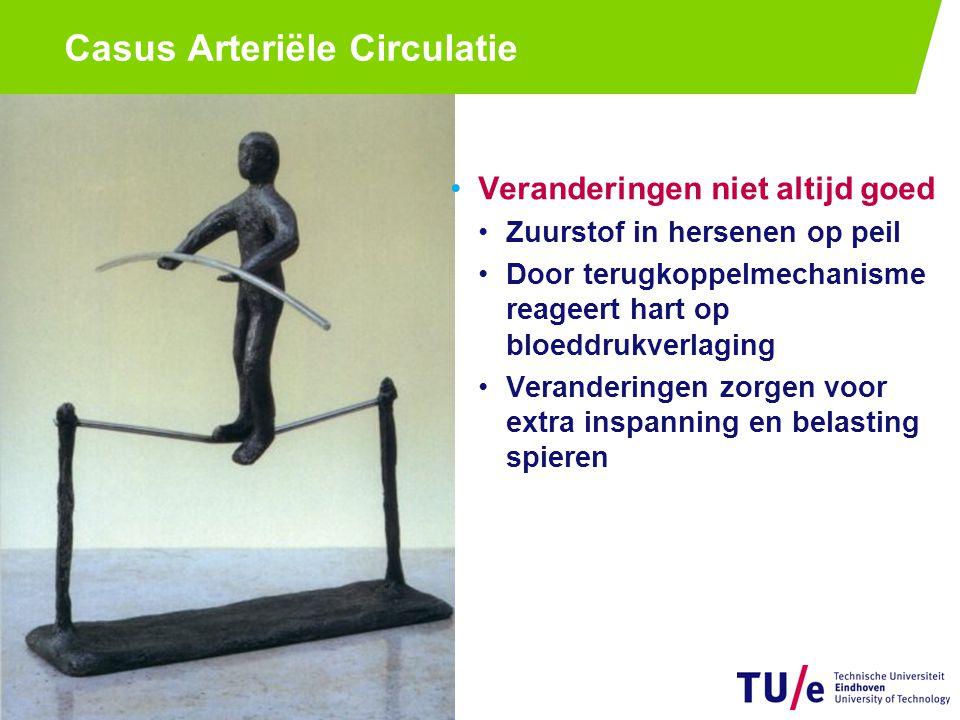Casus Arteriële Circulatie