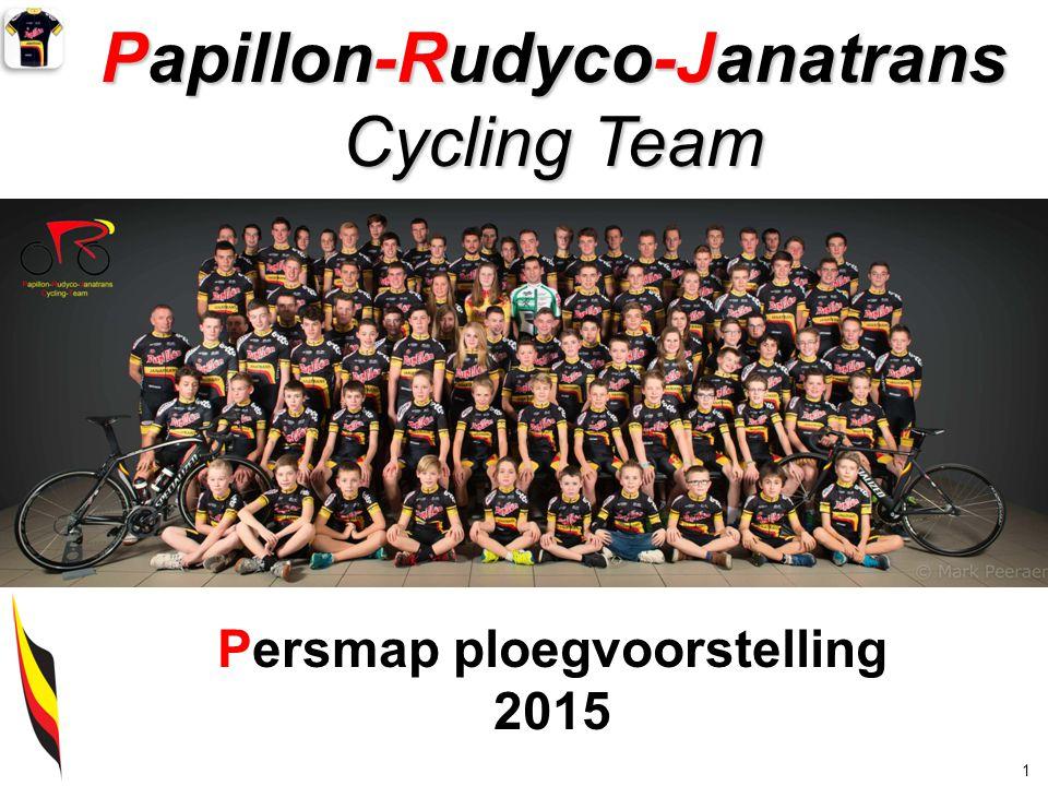 Papillon-Rudyco-Janatrans Persmap ploegvoorstelling