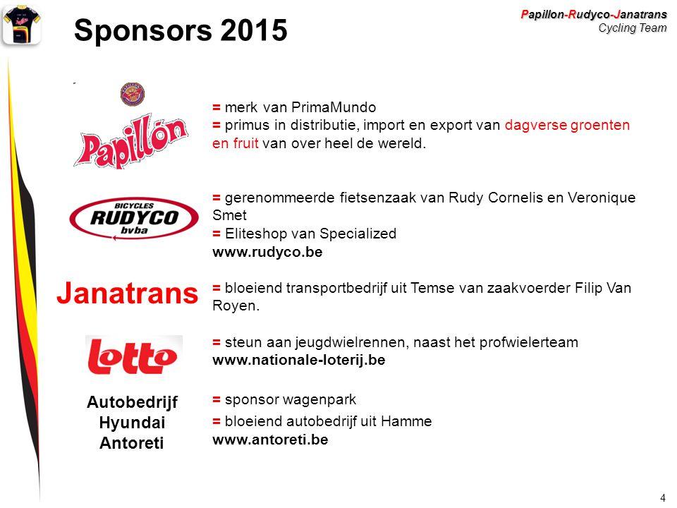 Sponsors 2015 Janatrans Autobedrijf Hyundai Antoreti