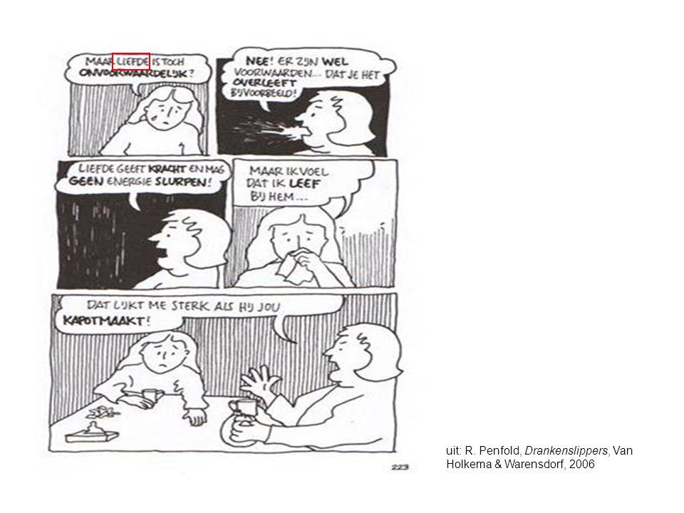 uit: R. Penfold, Drankenslippers, Van Holkema & Warensdorf, 2006