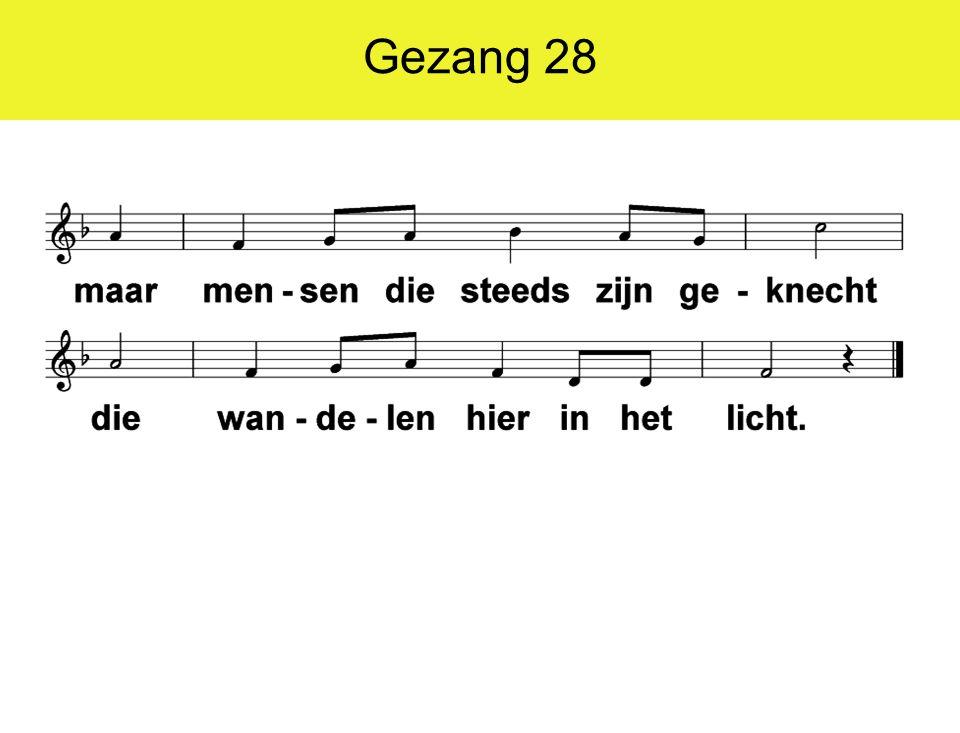 Gezang 28