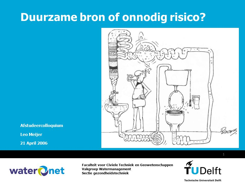 Duurzame bron of onnodig risico