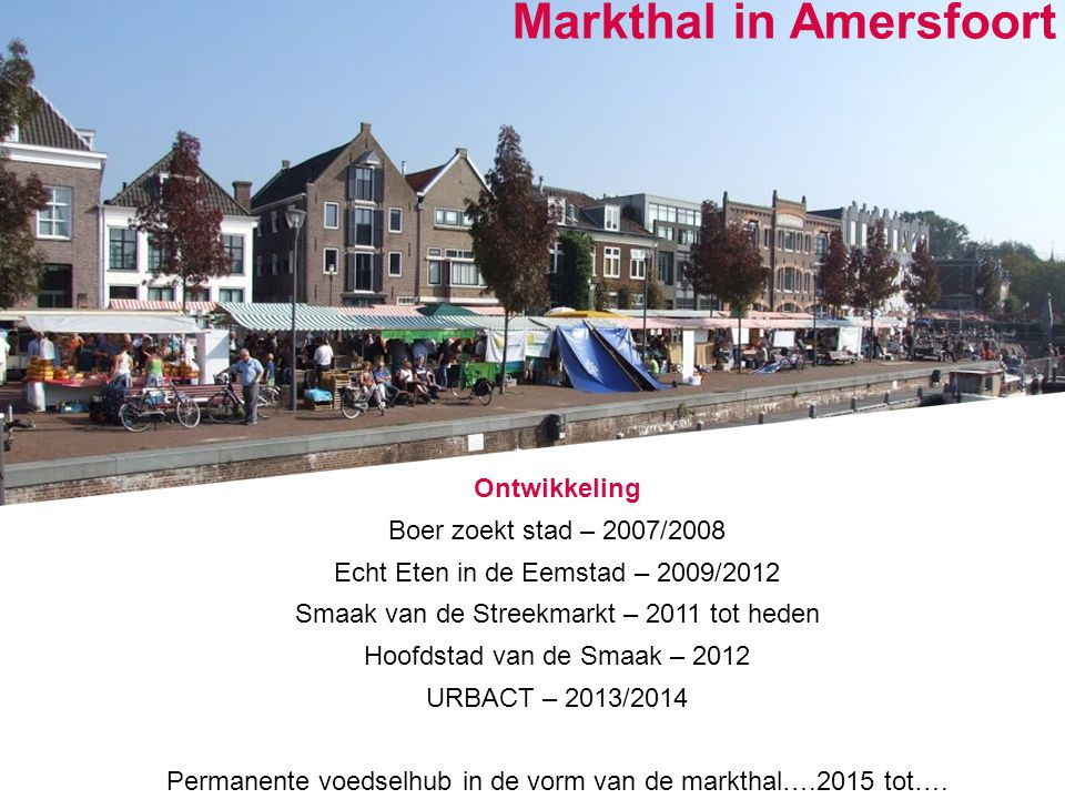 Markthal in Amersfoort