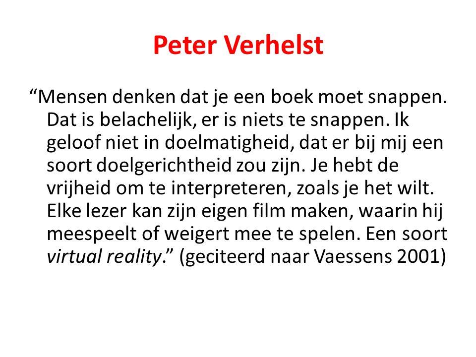 Peter Verhelst