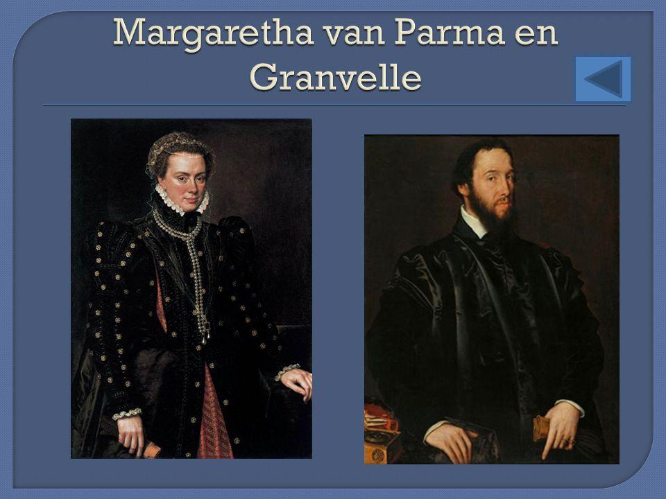 Margaretha van Parma en Granvelle