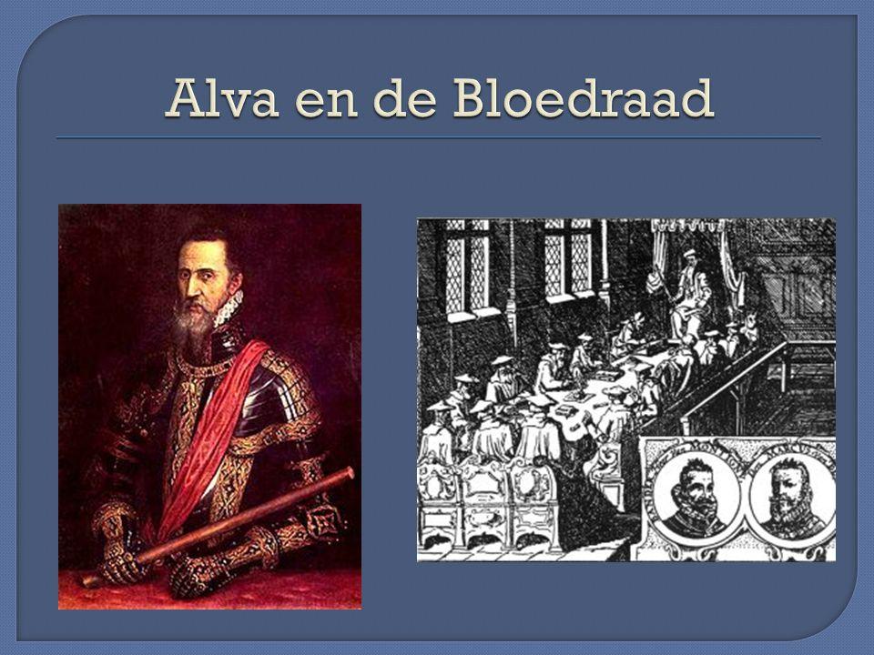 Alva en de Bloedraad