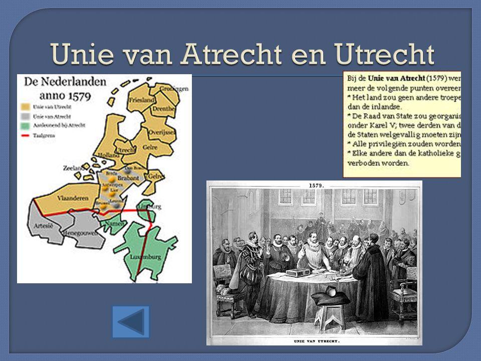Unie van Atrecht en Utrecht