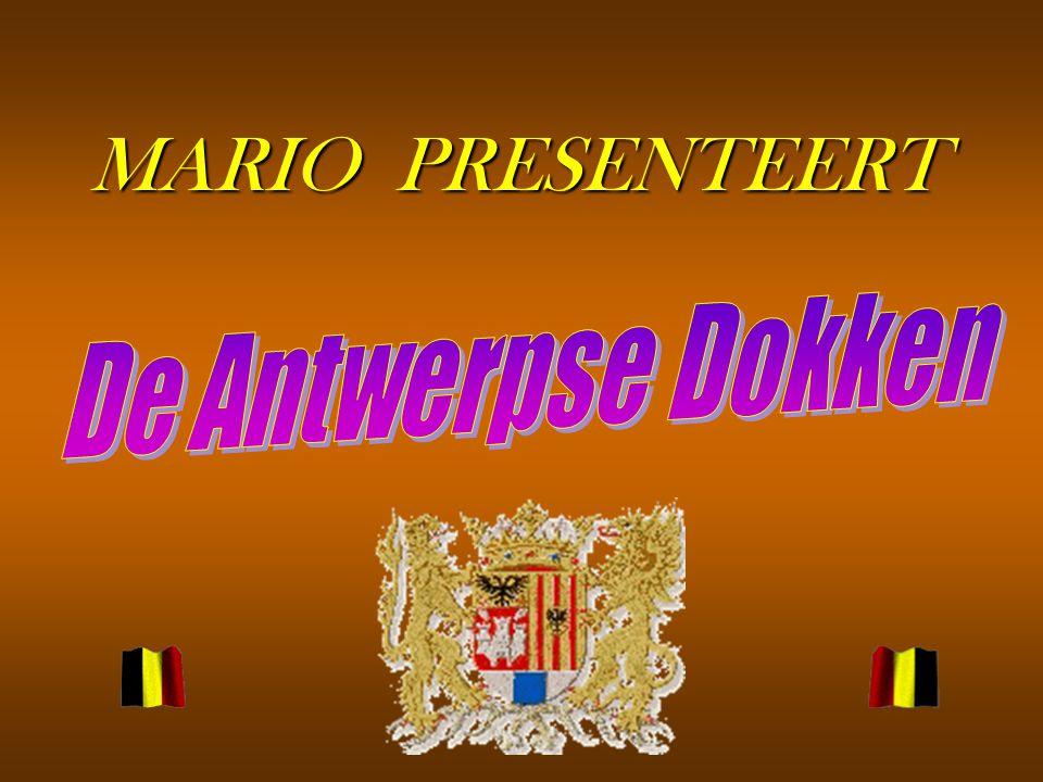 MARIO PRESENTEERT De Antwerpse Dokken