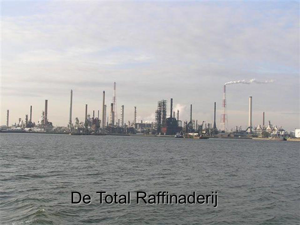 De Total Raffinaderij