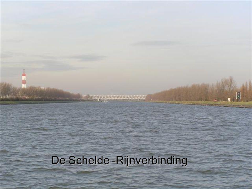 De Schelde -Rijnverbinding