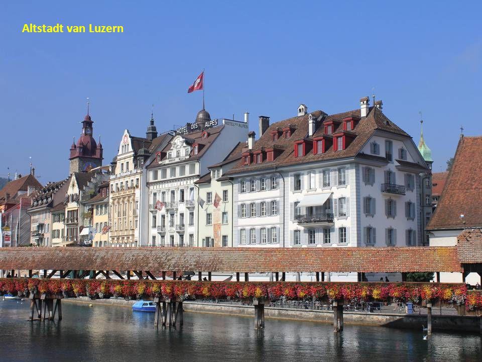 Altstadt van Luzern