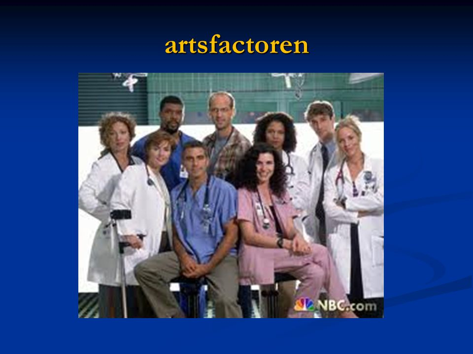 artsfactoren Wat voor een huisarts ben je. Een ervaren en vaardige halve gynaecoloog.