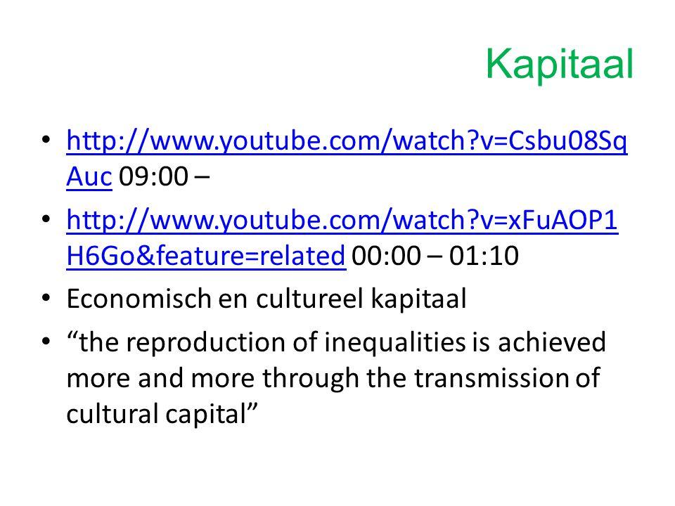 Kapitaal http://www.youtube.com/watch v=Csbu08SqAuc 09:00 –