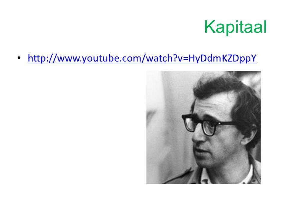 Kapitaal http://www.youtube.com/watch v=HyDdmKZDppY